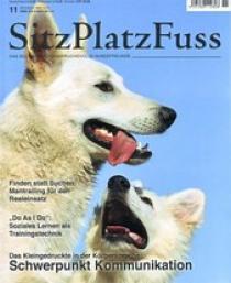 SitzPlatzFuss Ausgabe 11 April 2013